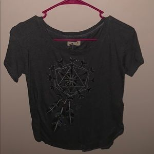 Hollister Snowflake Shirt